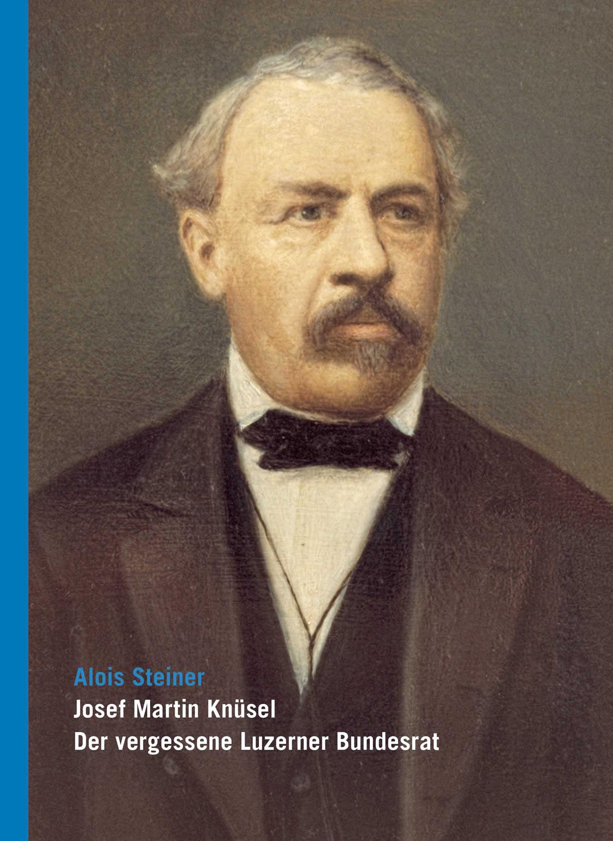 Buch-Cover Josef Martin Knüsel