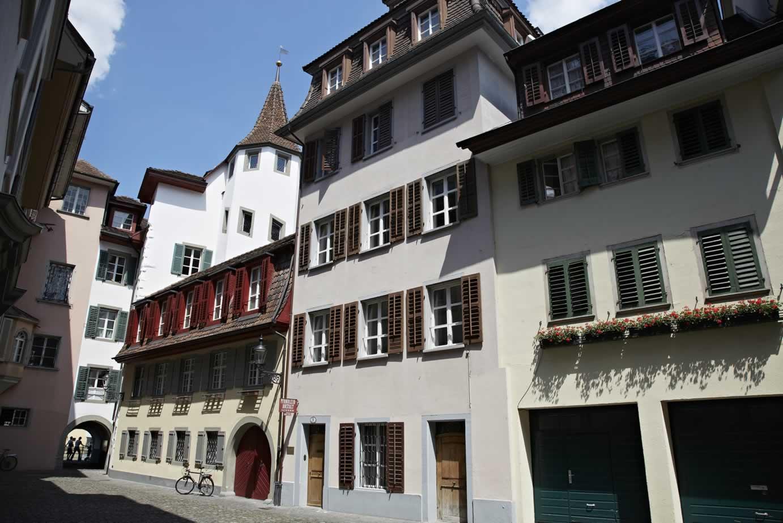 GGL Geschäftsstelle, Münzgasse 5, Luzern