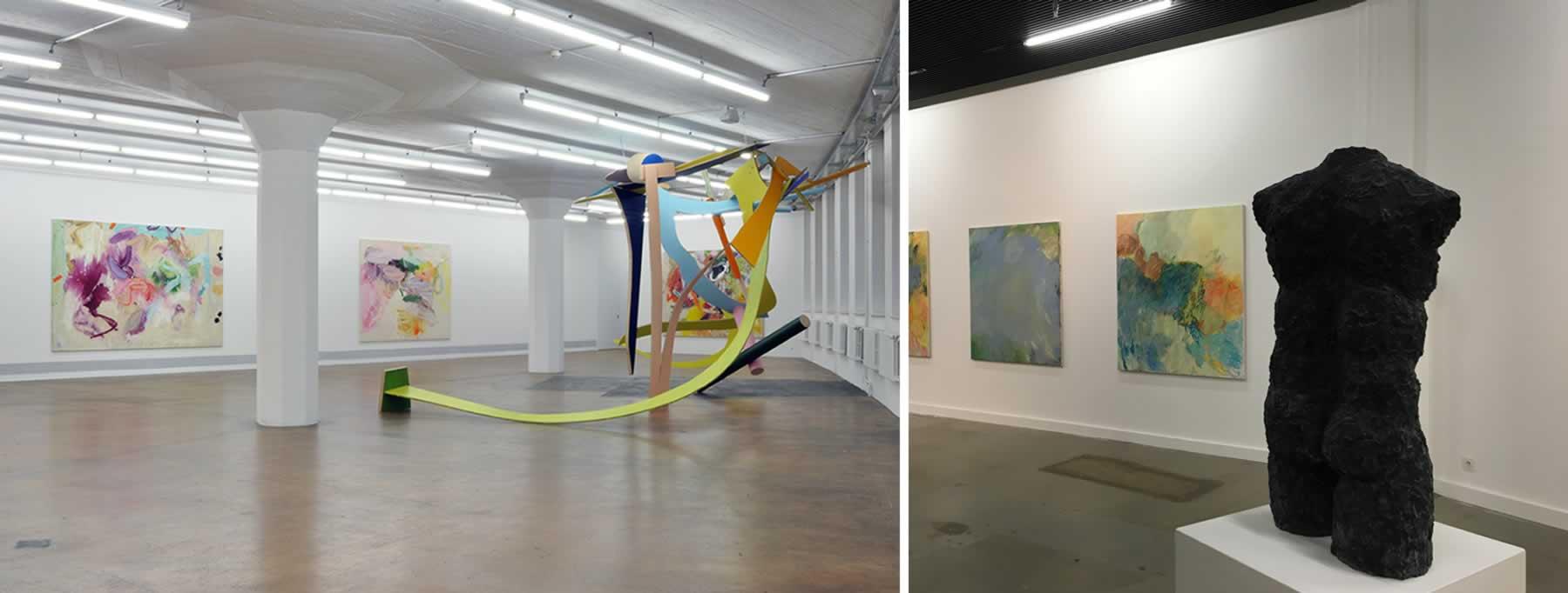 Von der GGL geförderte Kunstausstellungen